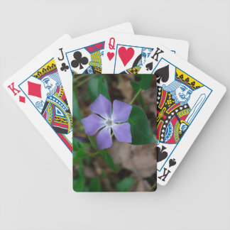 My Mother's Violet - Playing Cards