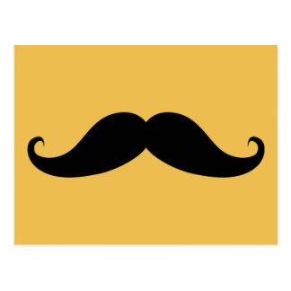 My Moustache Postcard