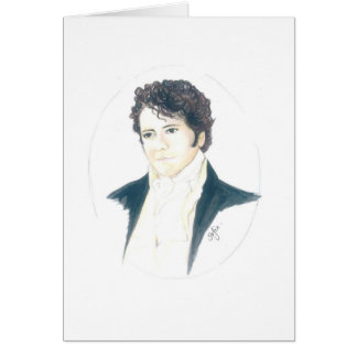 My Mr Darcy Cards