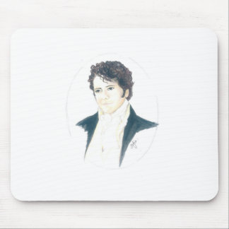 My Mr Darcy Mouse Pad