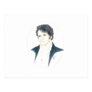 My Mr Darcy Postcard