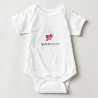 My MS Journey for Infants Baby Bodysuit