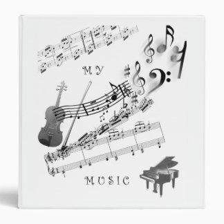 My Music Binder