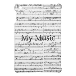 My Music Case For The iPad Mini