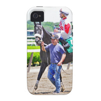 My Music Gal wins at Belmont Park iPhone 4/4S Covers