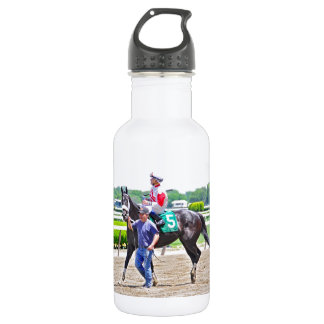 My Music Gal wins at Belmont Park Stainless Steel Water Bottle