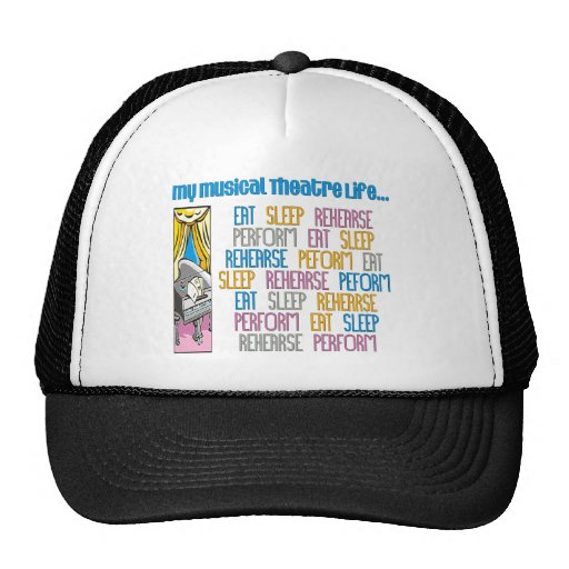 My Musical Theatre Life Hat