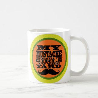 My Mustache Coffee Mug