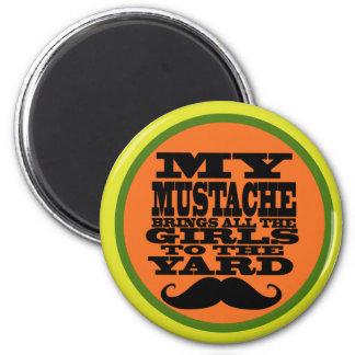 My Mustache Magnet