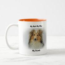 My Mutt My Mug My Friends.