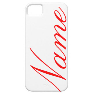 my Name - beautiful iPhone 5 Case