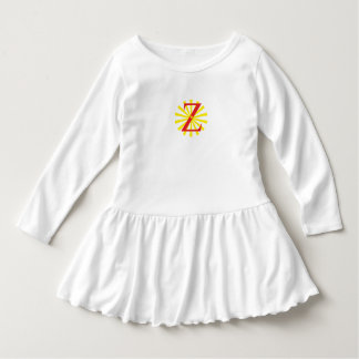 My name begins with Z and I am bright and shiny! Dress