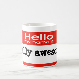 My Name Coffee Mug