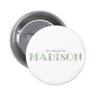 My name is Madison Button