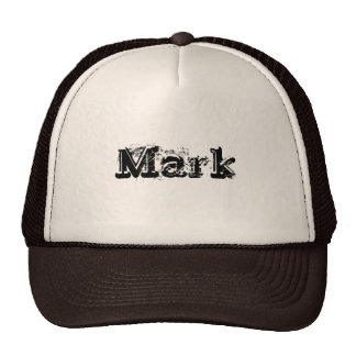 My Name is Mark Trucker Hat