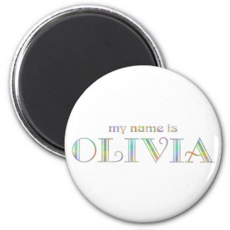 My name is Olivia Magnet