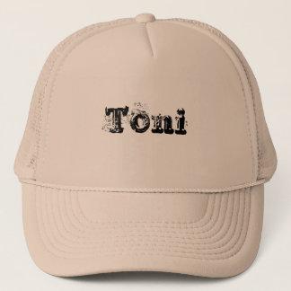 My Name is Toni Trucker Hat