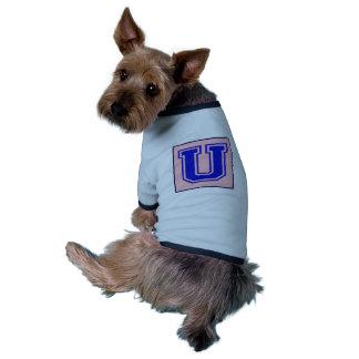 My name starts with U Pet Shirt