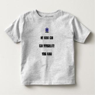 My Nana Can Defibrilliate your Nana T-shirts