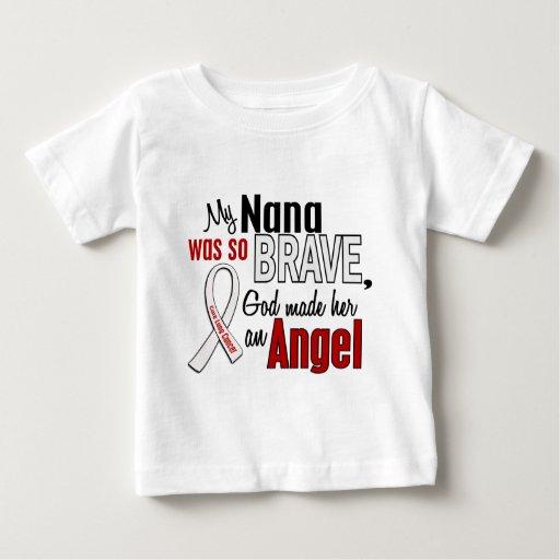 My Nana Is An Angel Lung Cancer T Shirt