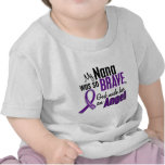 My Nana Is An Angel Pancreatic Cancer Shirts