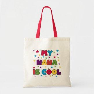 My Nana is Cool Tote Bags