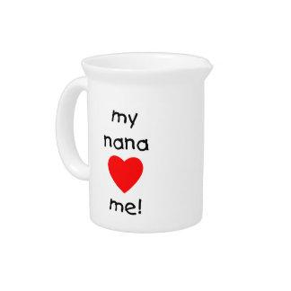 my nana loves me pitchers