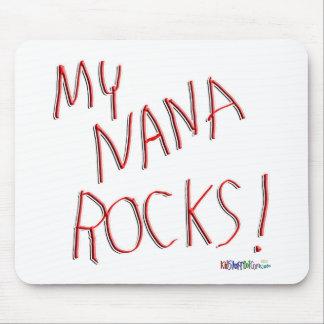 My Nana Rocks! Mousepad