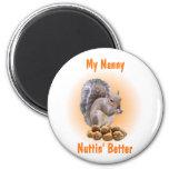 My Nanny Fridge Magnet