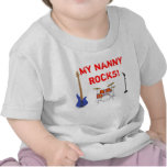 My Nanny Rocks! Tee Shirt