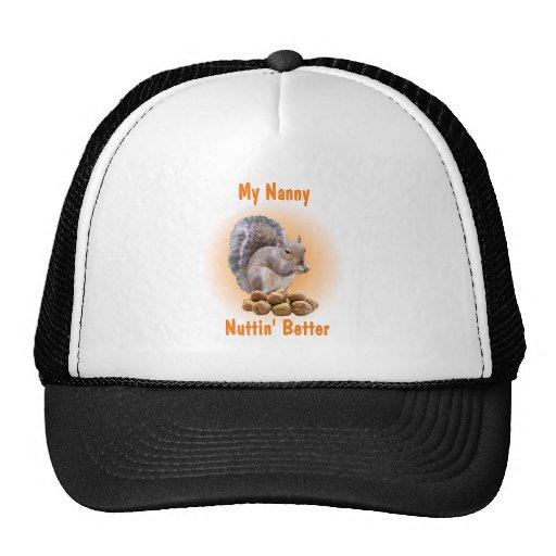 My Nanny Trucker Hat