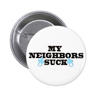 My Neighbors Suck Pins