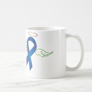 My Nephew An Angel - Anal Cancer Coffee Mug