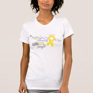 My Nephew An Angel - Bladder Cancer T-shirt