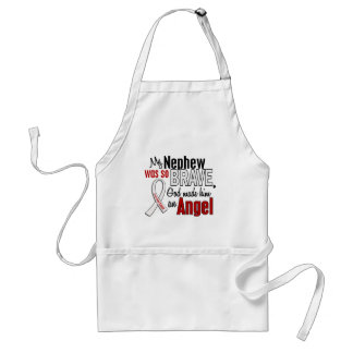 My Nephew Is An Angel Lung Cancer Aprons