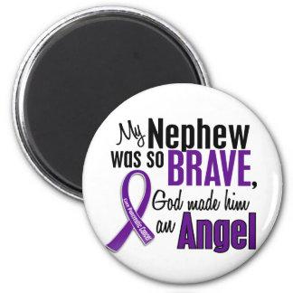 My Nephew Is An Angel Pancreatic Cancer Magnets