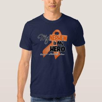 My Nephew is My Hero - Leukemia Shirt