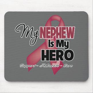 My Nephew is My Hero - Multiple Myeloma Mouse Pad