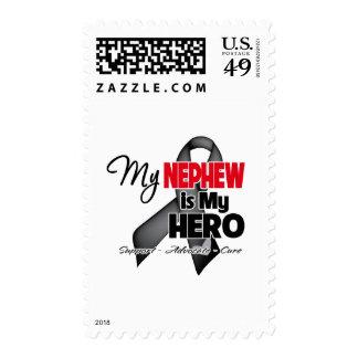 My Nephew is My Hero - Skin Cancer Postage