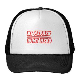 My Nephew Is My Hero Trucker Hat