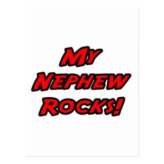 My Nephew Rocks Postcard