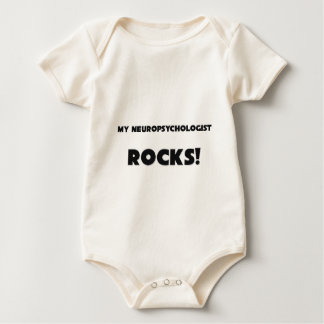 MY Neuropsychologist ROCKS! Baby Bodysuit