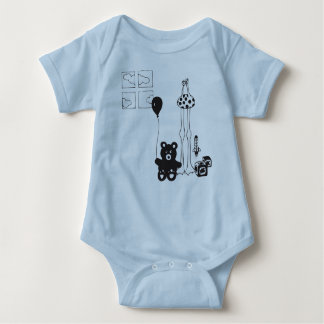 My New Best Friend Baby Bodysuit