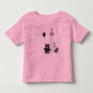 My New Best Friend Toddler T-shirt