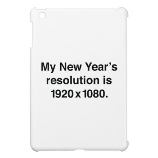 My New Year's Resolution Case For The iPad Mini