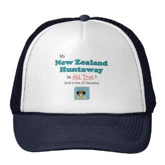 My New Zealand Huntaway is All That Mesh Hats
