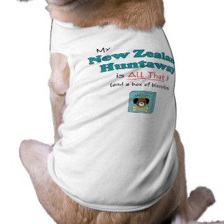 My New Zealand Huntaway is All That Doggie Tshirt