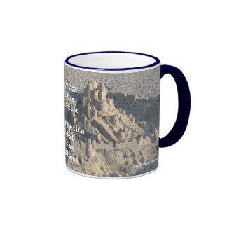My Next Job: Building Sandcastles Coffee Mug