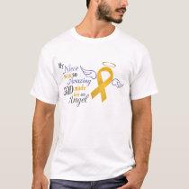 My Niece An Angel - Appendix Cancer T-Shirt