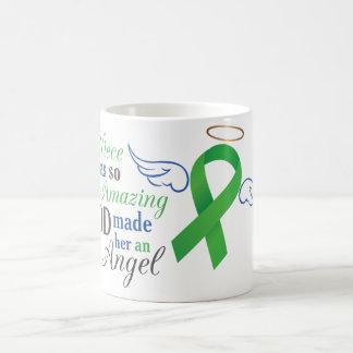 My Niece An Angel - Bile Duct Cancer Coffee Mug